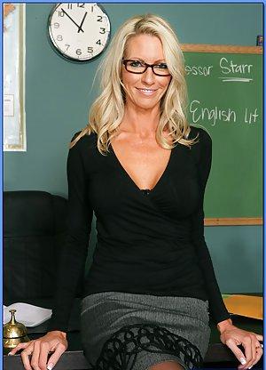 Granny Teacher Porn Pics