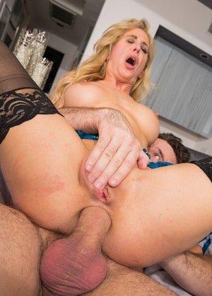 Granny Anal Porn Pics